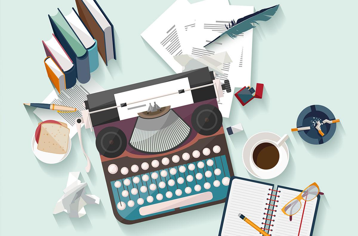 Psát umí každý, tak kčemu copywriter?
