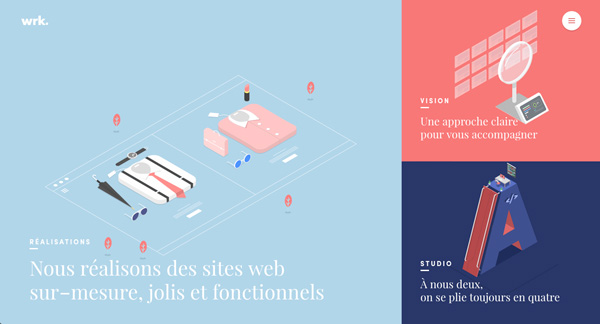 Webdesignová inspirace #6