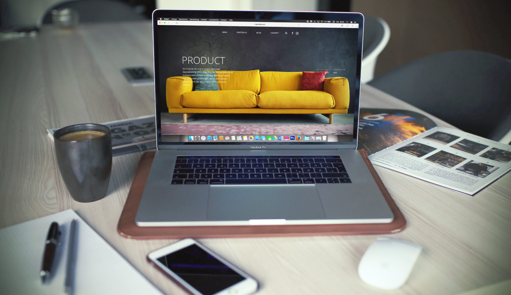Rychlost webu je záležitostí designéra