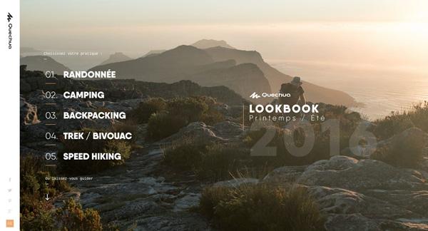 Webdesignová inspirace #22