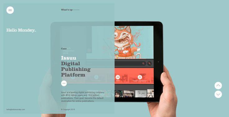 Webdesignová inspirace #24
