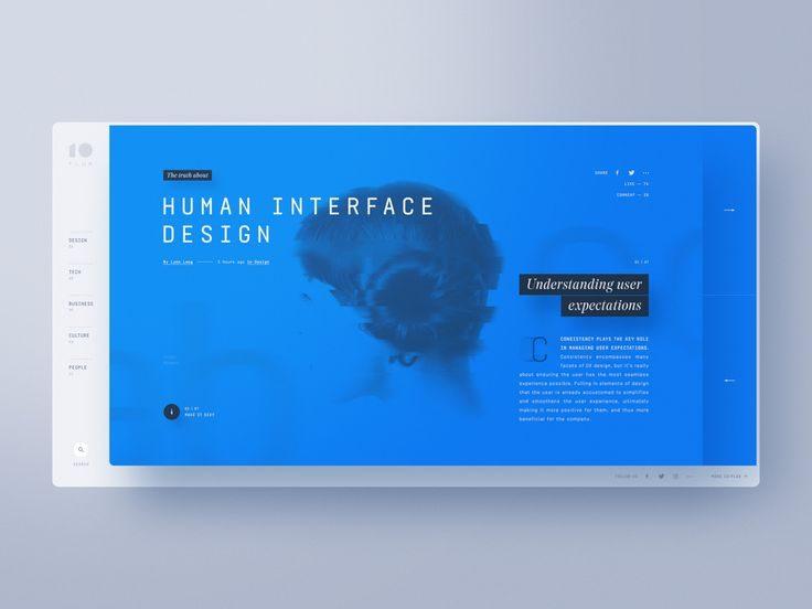 Webdesignová inspirace #32