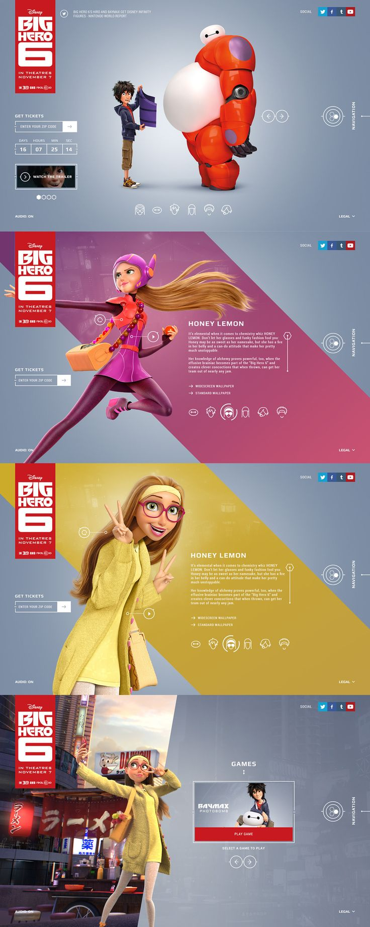 Big Hero 6 by Rolf A. Jensen & Watson