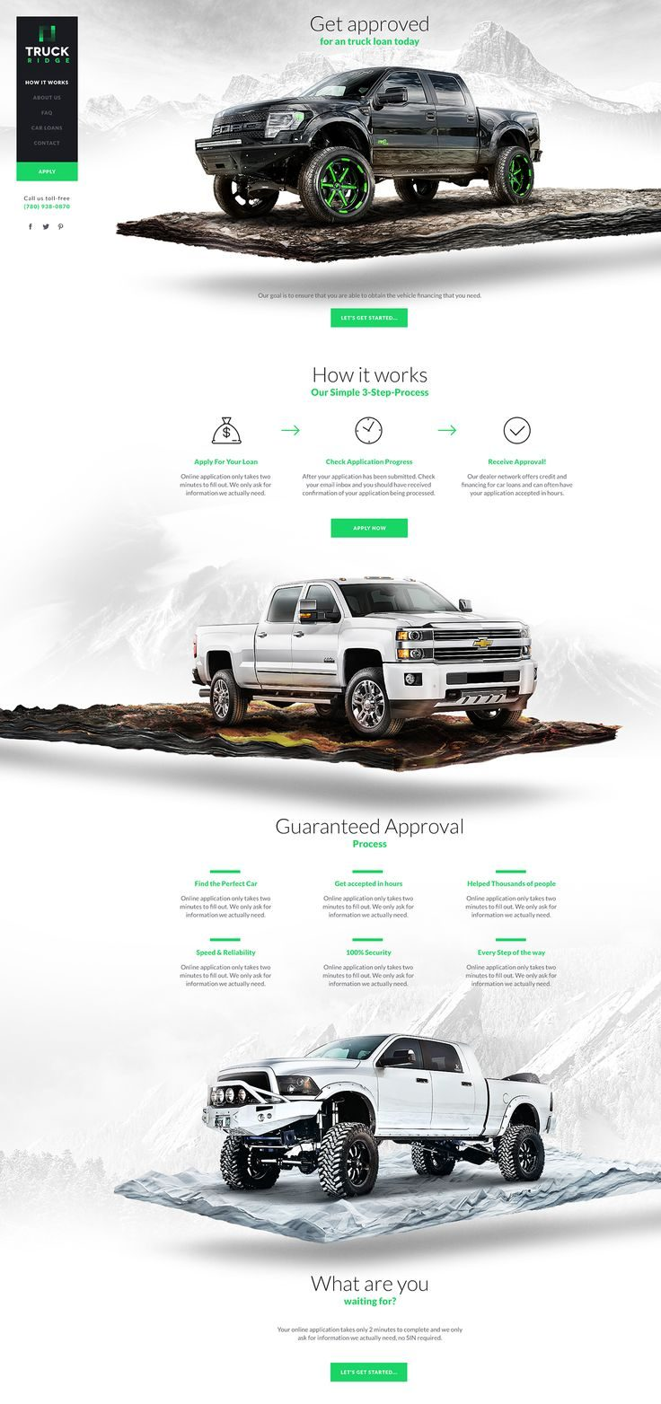 TruckRidge by Jablonski Marketing