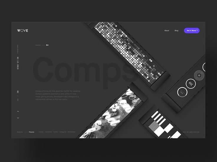 Wove — Compositions by Steffen Christiansen