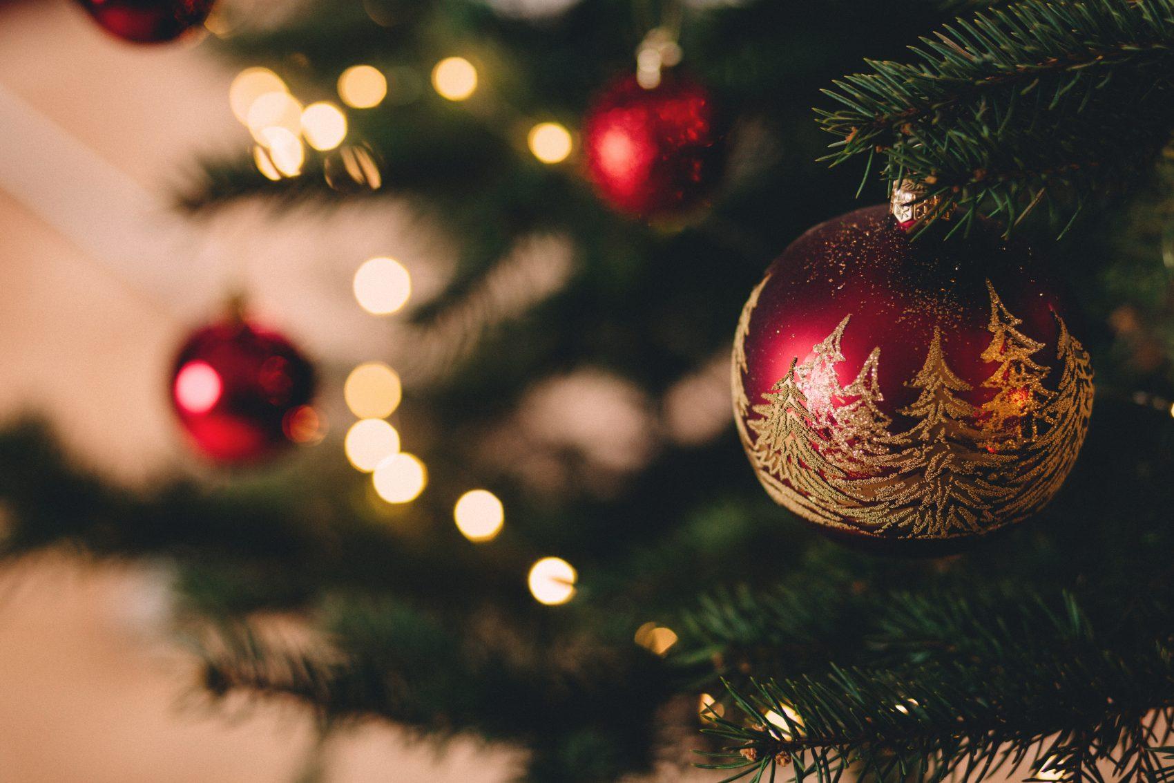 Krásné vánoční svátky a šťastný nový rok